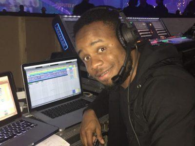 Wilson directing music at Bidvest Awards