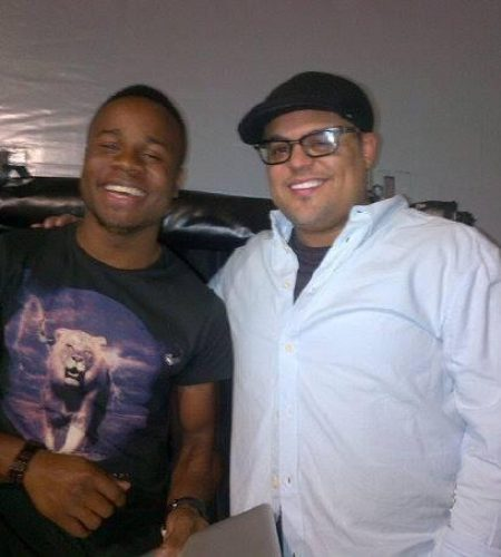 Wilson and Israel Houghton