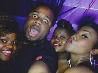 Wilson, Busiswa, Mpumi and Lelo