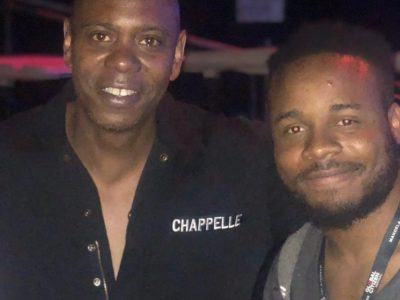Wilson and Dave Chappelle