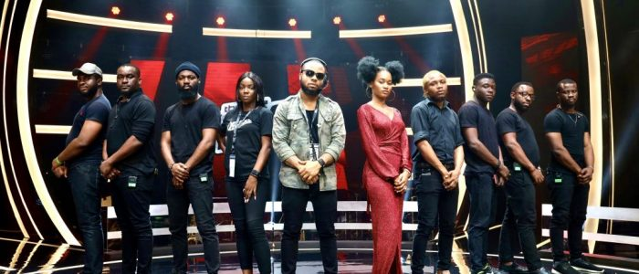 Music Director and Band: The Voice Nigeria