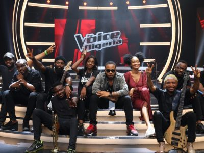 The Voice Nigeria Band and Music Director